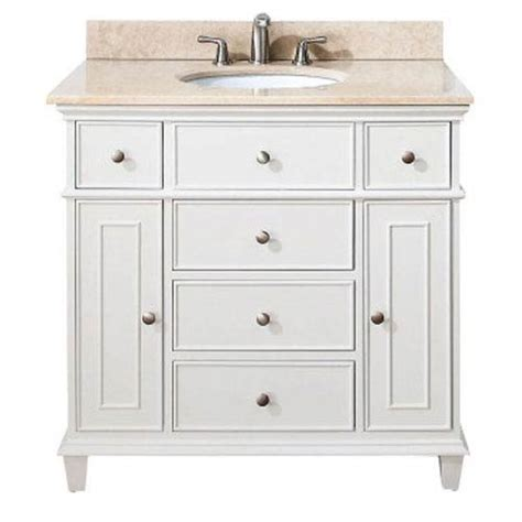 Bathroom Vanity 34 Inches Wide white 36 inch vanity avanity vanities bathroom