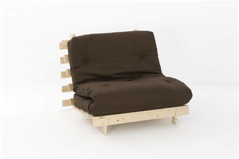 Single Wooden Futon by Single 3ft Premium Luxury Futon Wooden Sofa Bed Thick Mattress 11 Colours Ebay