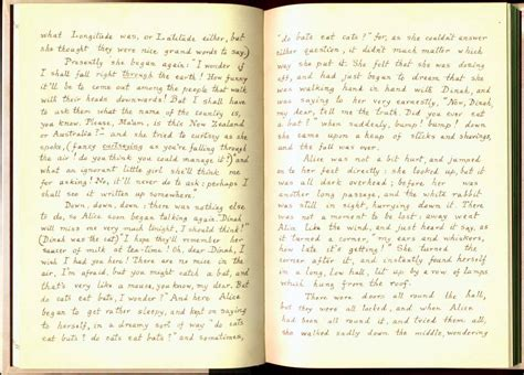 alice in wonderland book pages wesharepics bedtime story classic addendum alice s adventures under