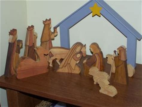 nativity woodworking plans plans to build wooden nativity plans pdf plans