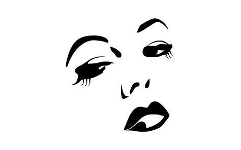 fashion illustration with quote modern and white background stock illustration жената е жена когато има правилното мъжко присъствие high view