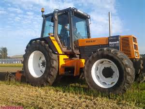 Renault Tractors Tractordata Renault 145 14 Tx Tractor Photos Information