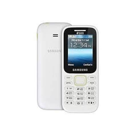 samsung b310e guru 2 dual sim white available at shopclues for rs 1599