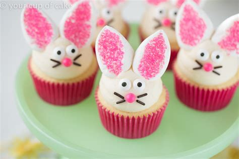 Decorating Ideas For Easter Cupcakes Easy Easter Cupcake Decorating And Decor Your Cup Of Cake