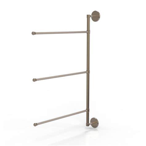 swing arm towel allied brass prestige skyline collection 3 swing arm
