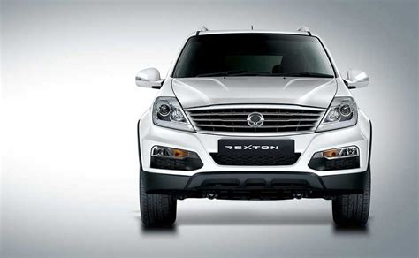 mahindra india suv mahindra recalls ssangyong rexton suv in india ndtv