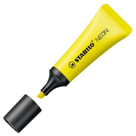 Highlighter Stabilo Neon 72 24 Warna Yellow Kuning Original ean 4006381401111 stabilo neon highlighter yellow box 10 upcitemdb
