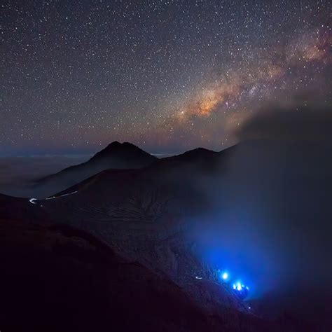 KAWAH IJEN TOUR DEVELOP: Ijen night tour