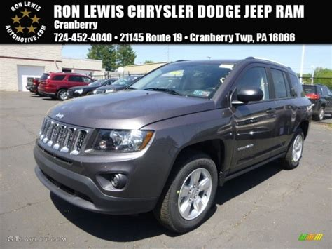 jeep granite crystal metallic 2015 granite crystal metallic jeep compass sport