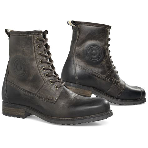 casual motorcycle boots men revit rodeo casual leather motorcycle mens scooter cafe