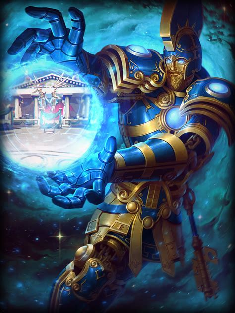 janus gold skin by andantonius on deviantart