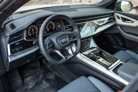Audi Vorsprung 2020 Plan by 2019 Audi Q8 Suv Drive Review Cross Country Tech