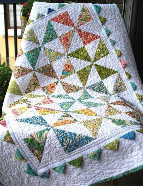 Quilt Ideas by Pinwheel Palooza 9 Pinwheel Quilt Patterns To Sew