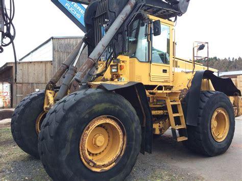 volvo    high lift wheel loaders year  price    sale mascus usa