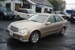 Mercedes C240 4matic 2005 Mercedes C240 4matic Awd 2 6l In Arlington Virginia