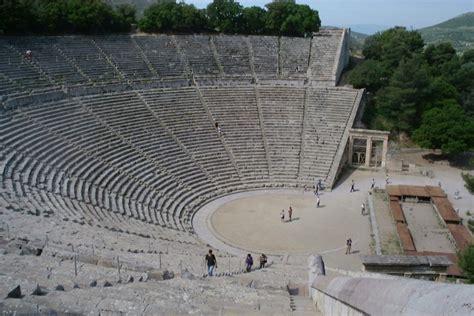 greek theatre ancient greece theatresaurus greek theatre