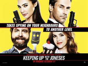 Keeping Up With The Joneses keeping up with the joneses movie review geek news network