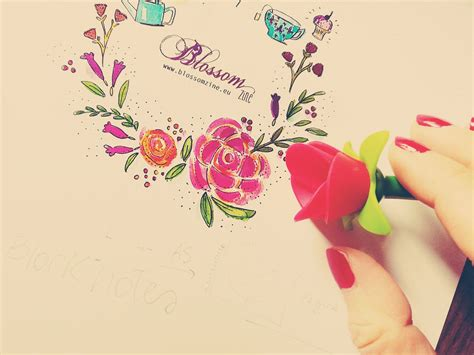 disegnare giardino progettare e disegnare un giardino 3 blossom zine