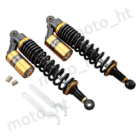 Sparepart Honda Vs Yamaha aliexpress buy universal 15 5 quot 400mm shocks absorber