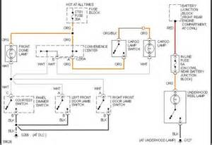 chevy silverado dome light wiring diagram get free image about wiring diagram