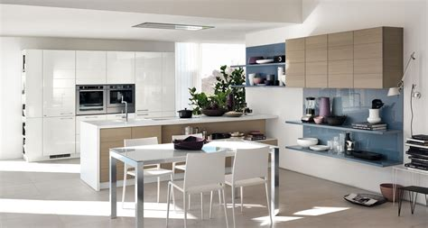 kitchen design inspiration gallery open di scavolini per una cucina versatile e creativa