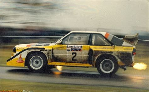 Audi Quattro S1 Group B by Audi Sport Quattro S1 Group B Rally Car 39 1985 86
