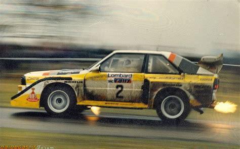 Audi Quattro 86 by Audi Sport Quattro S1 Group B Rally Car 39 1985 86
