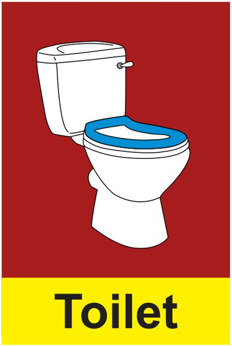 toilet bathroom signs for home dementia toilet sign