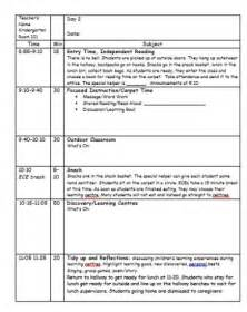 learn model lesson plan template planning for a day of inquiry based learning