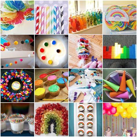 Colourful Stuff 20 20 colorful ideas for birthday stuff