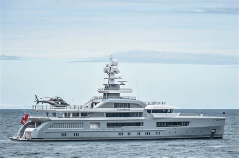 explorer yacht cloudbreak reaches iceland superyacht times