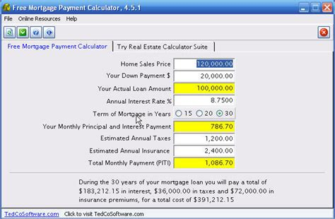 calculate my house payment with taxes and insurance free mortgage payment calculator with taxes and insurance