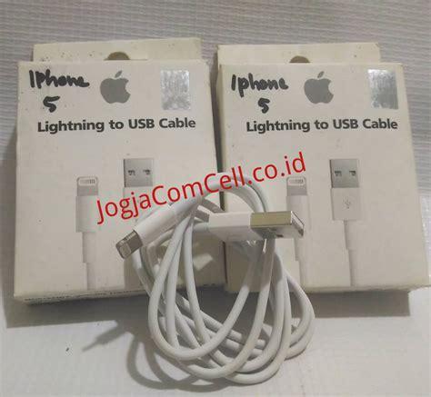 Kabel Data Usb Lenovo Ori kabel data iphone 5 lightning usb ori