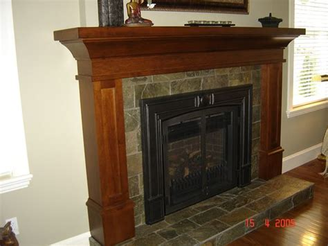 craftsman fireplace mantels craftsman style fireplace mantel craftsman style