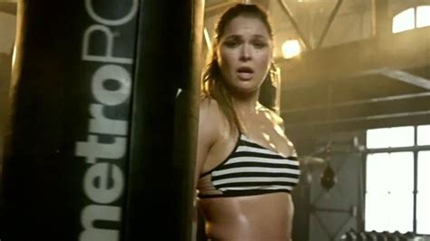 metro pcs commercial actress yoga metropcs tv spot ronda rousey is 4g lte fast featuring