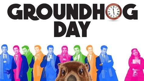 groundhog day tim minchin tim minchin 183 groundhog day original broadway cast