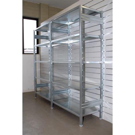 scaffali metallici scaffali metallici per garage e scaffali in acciaio