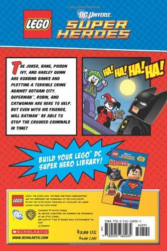 lego dc superheroes save the day comic reader 1