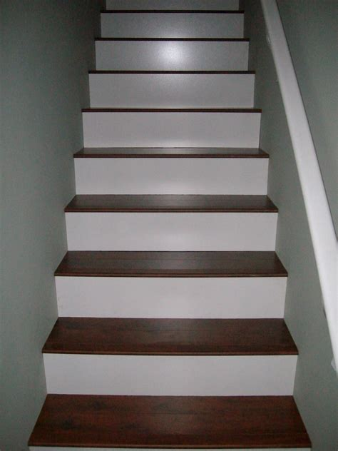 laminate flooring home laminate flooring on stairs
