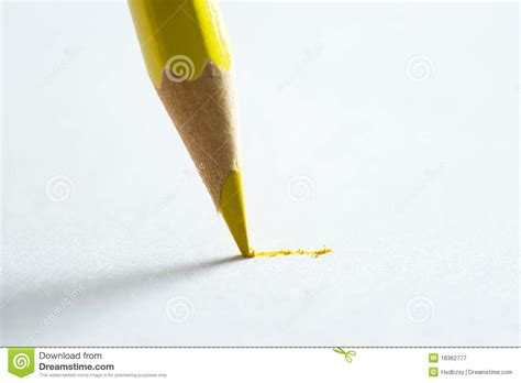 pencil writing on paper pencil writing on paper royalty free stock photography