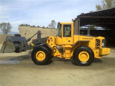 volvo l120e wheel loader from for sale at truck1