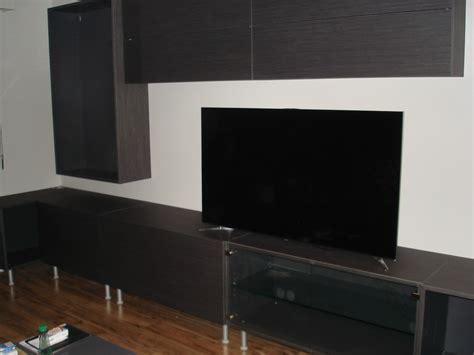 cr 233 ation de meubles tv et biblioth 232 ques sur mesure b2a