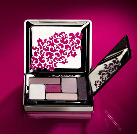 Promo Inez Eyeshadow Collection Eye Shadow guerlain 2011 makeup collection promo photos information trends and