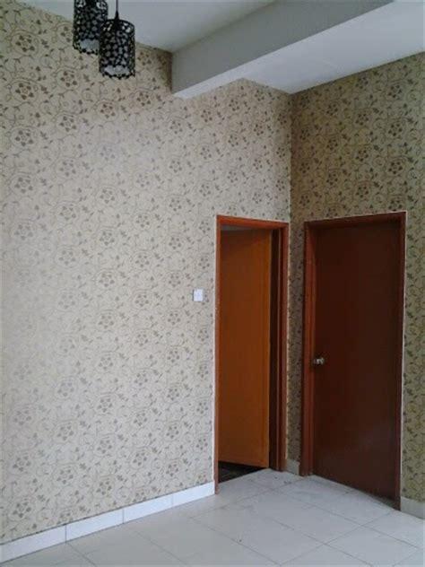 wallpaper bilik anak lelaki deko hall dan bilik anak lelaki di salak tinggi baiti