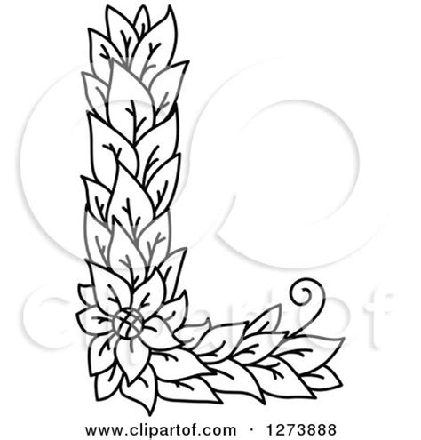 black and white l royalty free rf coloring pages to print clipart