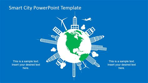 Smart City Powerpoint Template Slidemodel Ppt Templates