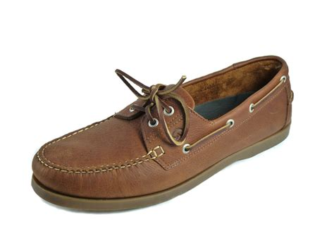 Mens Leather Shoes Handmade - orca bay creek s deck shoe handmade leather shoes