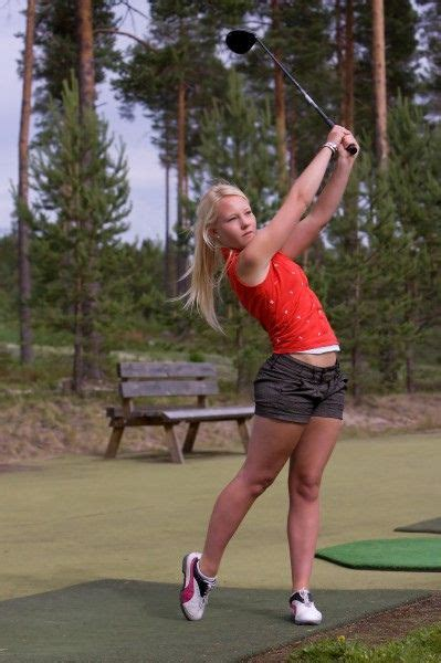 hot swing golfing girl at swing by hiqualityphoto via flickr hot