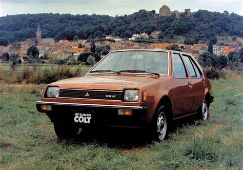 mitsubishi colt 1981 1981 mitsubishi colt photos informations articles