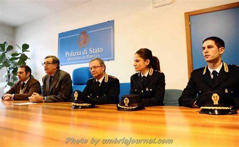 questura di perugia ufficio immigrazione perugia polizia due nuovi dirigenti alla questura